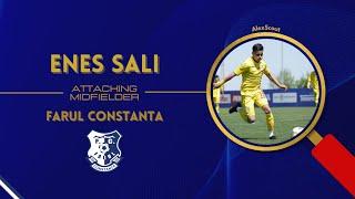 Enes Sali (2006, Romania) | Hagi's wonderkid | Skills and goals