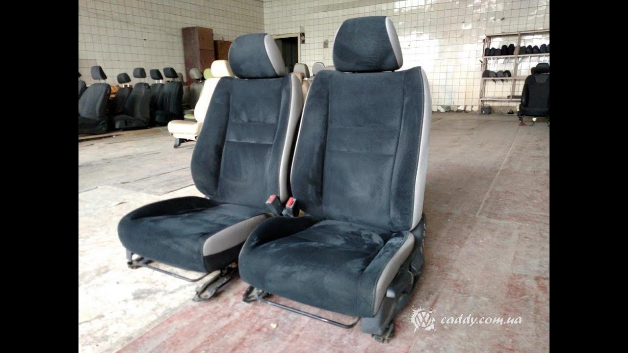 HCIV-4 Honda Civic - передние сиденья