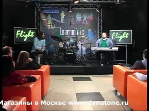 Сергей Манукян 2/8 Learnmusic 24-05-2009 как научиться петь