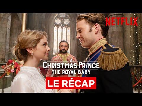 A Christmas Prince EN 5 MINUTES I Le Récap I Netflix France