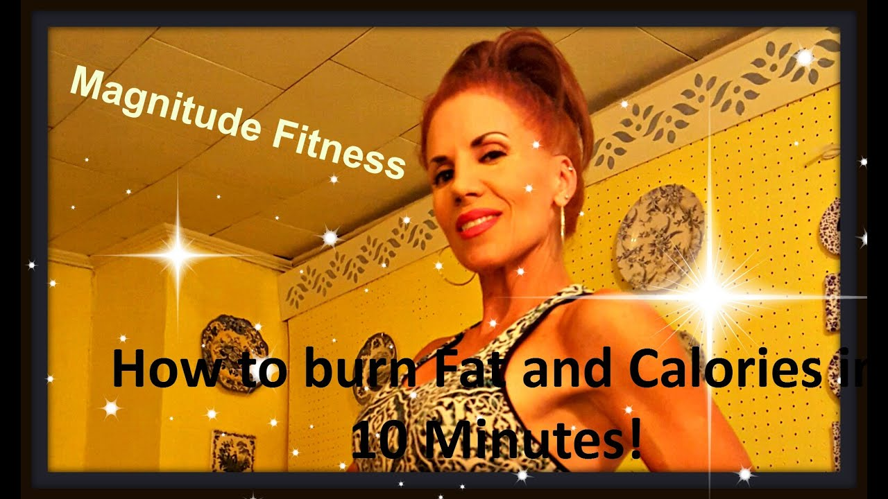 How to Burn Calories Fast! #BurnFat - YouTube