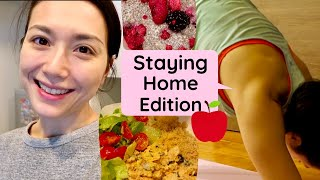 What I Eat in A Day | Vegan | At Home