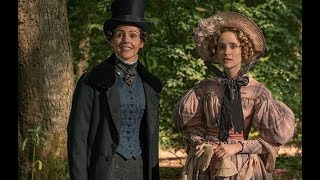Gentleman Jack-  Cast Chat about Costumes