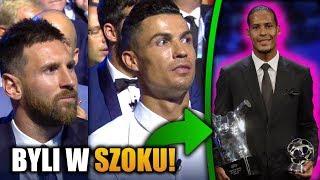 SKANDAL na gali UEFA! Ronaldo i Messi w SZOKU! Znamy grupy Ligi Mistrzów!