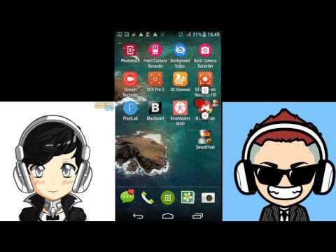 Perekam layar android versi kitkat kebawah