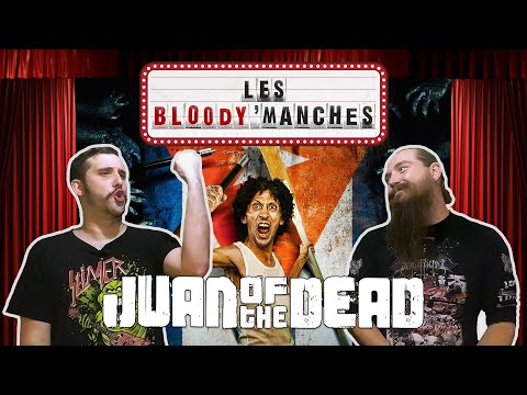Les Bloody'manches - Épisode 3 : Juan of the Dead (2011)