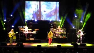 Yes -We Have Heaven/South Side of the Sky live Melbourne 2014