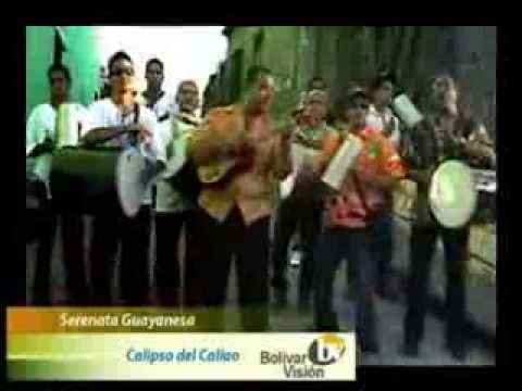 calipso del callao serenata guayanesa