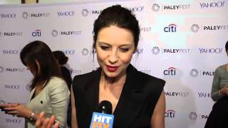 caitriona balfe is proud of the realistic sex scenes in outlander