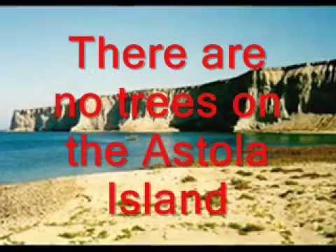 ASTOLA ISLAND (Balochistan-Pakistan)