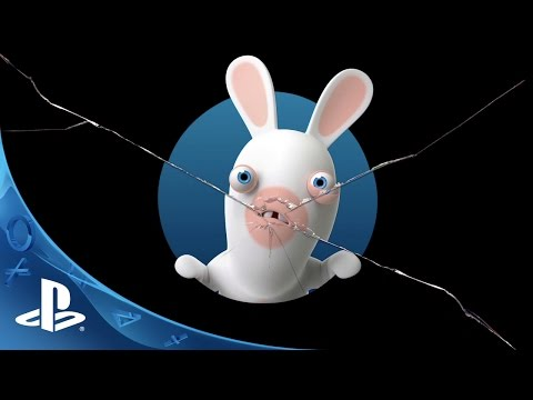 Rabbids® Invasion: The Interactive TV Show Launch Trailer | PS4