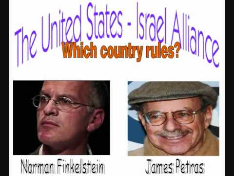 Norman Finkelstein vs. James Petras