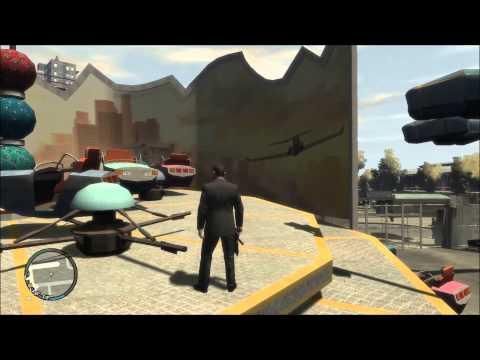 gta 4 ps3 gameplay 1080p wallpaper