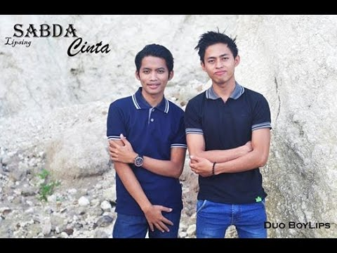 Iyeth Bustamy Ft Erie Susan Sabda Cinta Cover Andrey ft Yogie by Duo BoyLIPS