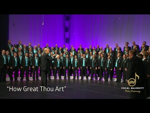 How Great Thou Art from Vocal Majority