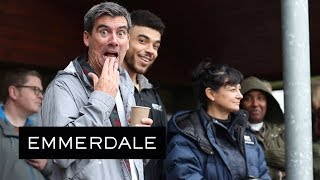 Emmerdale - An Explosive Excursion: Behind The Scenes