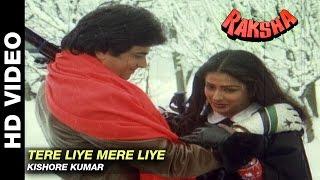 Tere Liye Mere Liye - Raksha | Kishore Kumar | Jeetendra & Parveen Babi