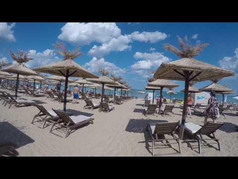 Добро пожаловать в Болгарию - Пляж на  Золотых песках 2016!