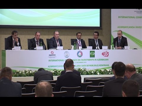 Session III - Experience of foreign investors operating in Azerbaijan