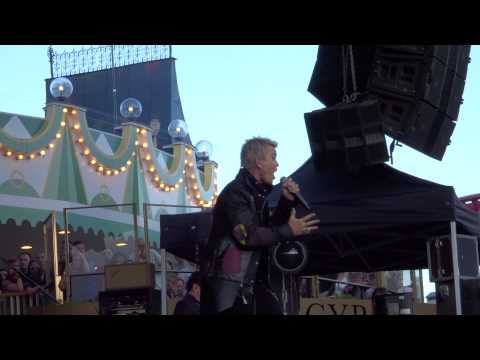 Billy idol rock the cradle of love