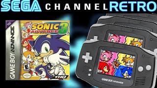 SEGA Multiplayer Showcase Stream: Sonic Advance 3 (4P)