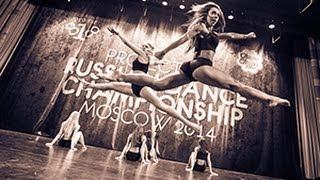 SONYA DANCE TEAM 2nd Place | Best Contemporary Crew @ RDC14 Project818 Russian Dance Championship