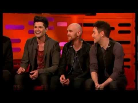 The Script - Interview on The Graham Norton Show 25/01/2013