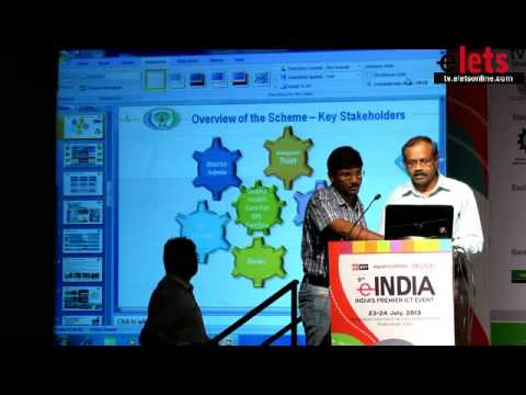 eINDIA 2013 - Cashless Claims in Health Insurance.mp4