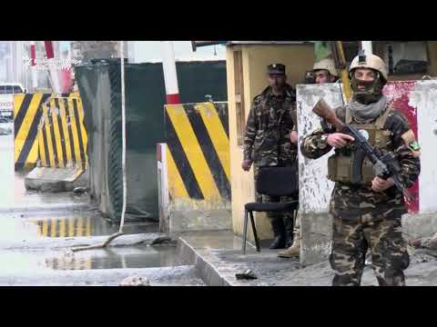 Suicide Attack Hits Kabul