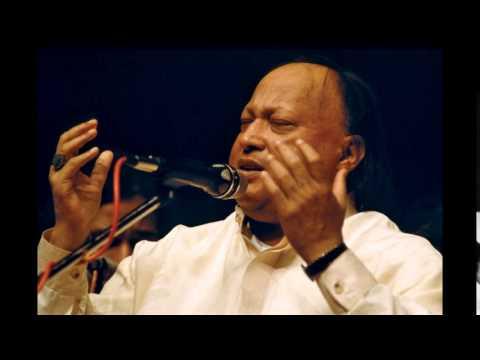 Nusrat Fateh Ali Khan main khayal hun kisi aur ka