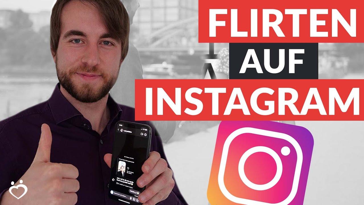 auf instagram flirten