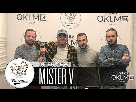 MISTER V  - #LaSauce sur OKLM Radio 13/12/17