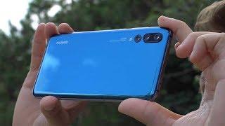 Huawei P20 Pro nasıl fotoğraf çekiyor?