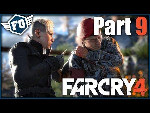 ZASEKANÝ ÚNOS - Far Cry 4 #9 thumbnail