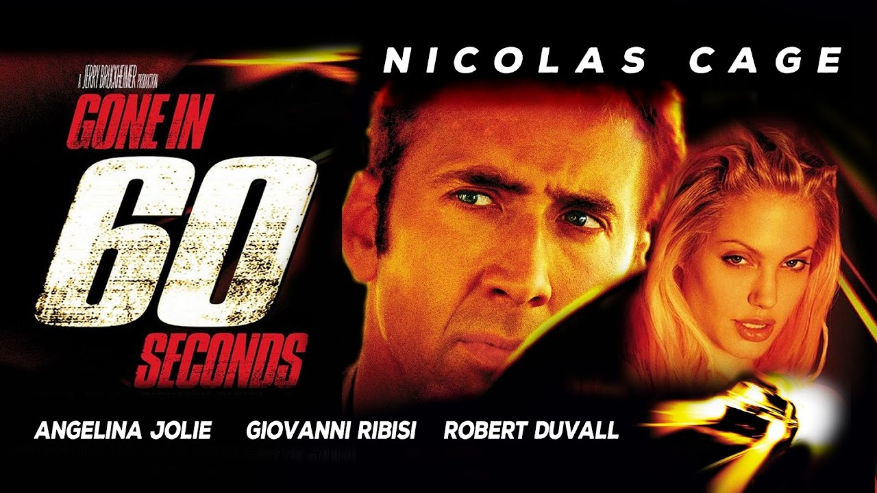 Gone In 60 Seconds | Theatrical Trailer | 2000 - YouTube