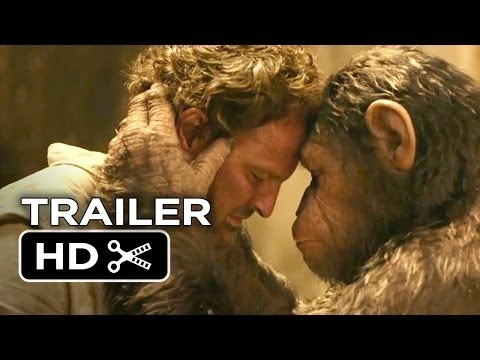 Dawn Of The Planet Of The Apes Movie Hd Trailer