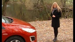 Peugeot 308: женский тест-драйв программы Автопанорама