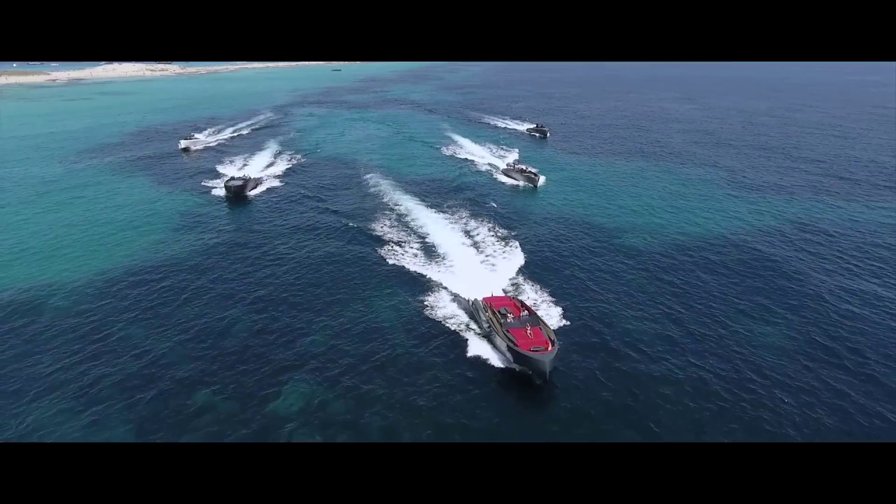 Vanquish Ibiza Charter Fleet