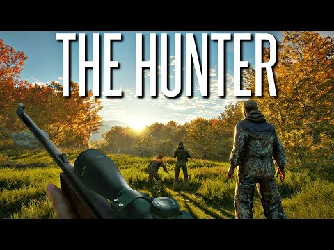 FINDING CREEPY COOTER - The Hunter: Call of The Wild