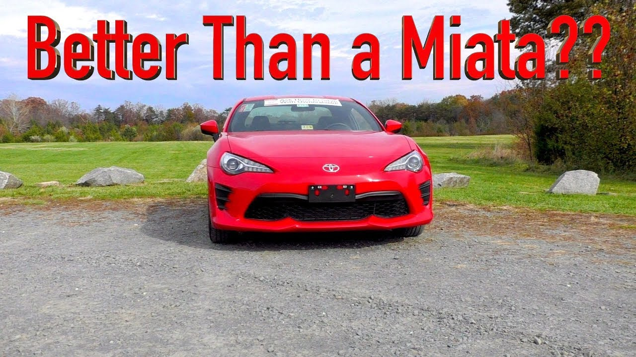 2018 Toyota 86 Review, Best Sports Car Under $30k?? - YouTube