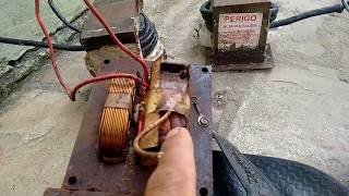 Invenções transformador microondas