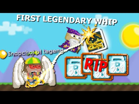 Getting LEGENDARY CANDOUR [Only One in GROWTOPIA] RIP 1300DLS! Full Quest in 1 Video