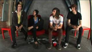 PIERCE THE VEIL: MTV2 On The Rise (Part 1 of 5)