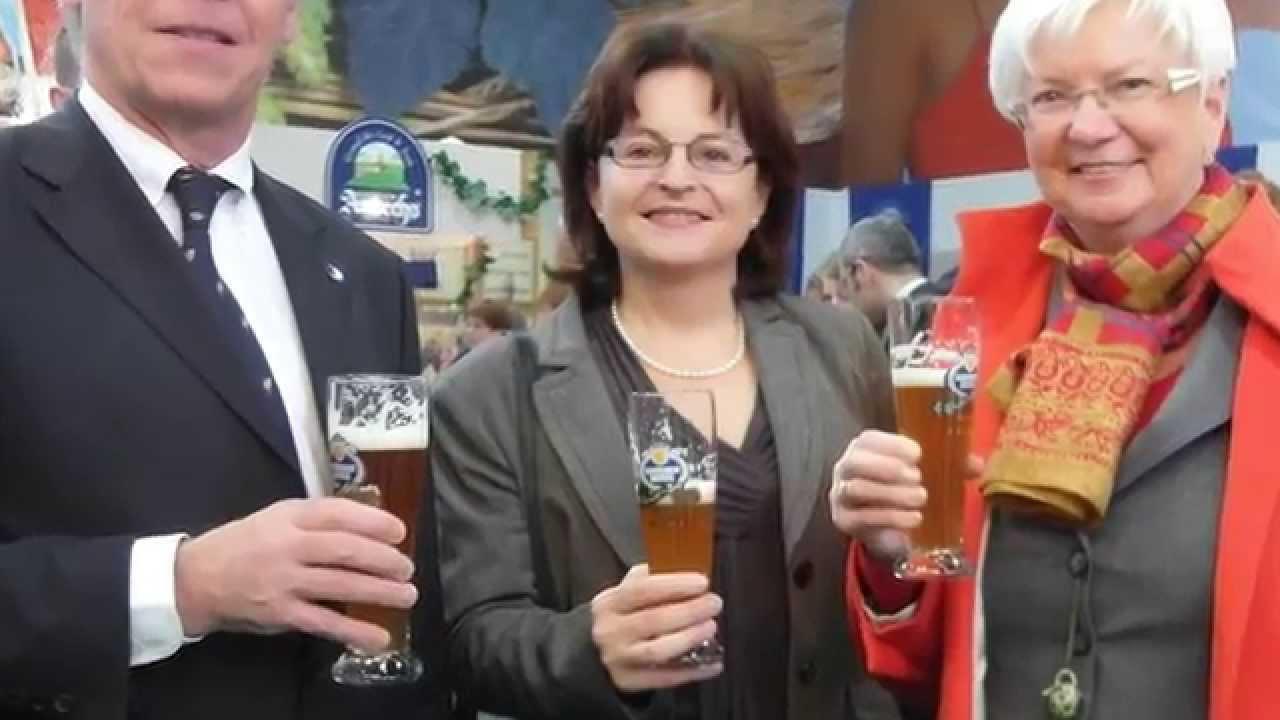 Marlene Mortler Bier