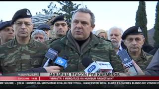 News Edition in Albanian Language - 3 Dhjetor 2016 - 19:00 - News, Lajme - Vizion Plus