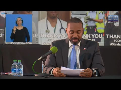 Government press conference on Covid-19, May 25 2020