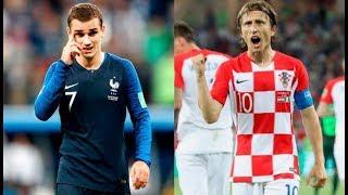 🇫🇷 Francia vs 🇭🇷 Croacia - Final del Mundial Rusia 2018 - Previa ESPN FC