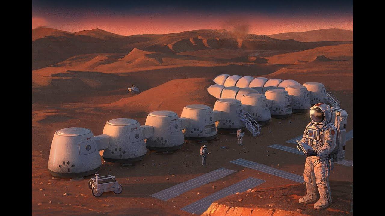 Colonização em Marte - Como seria?