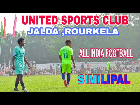 ALL INDIA FOOTBALL || UNITED SPORTS CLUB JALDA ,ROURKELA || Kartik Minz ||1080p