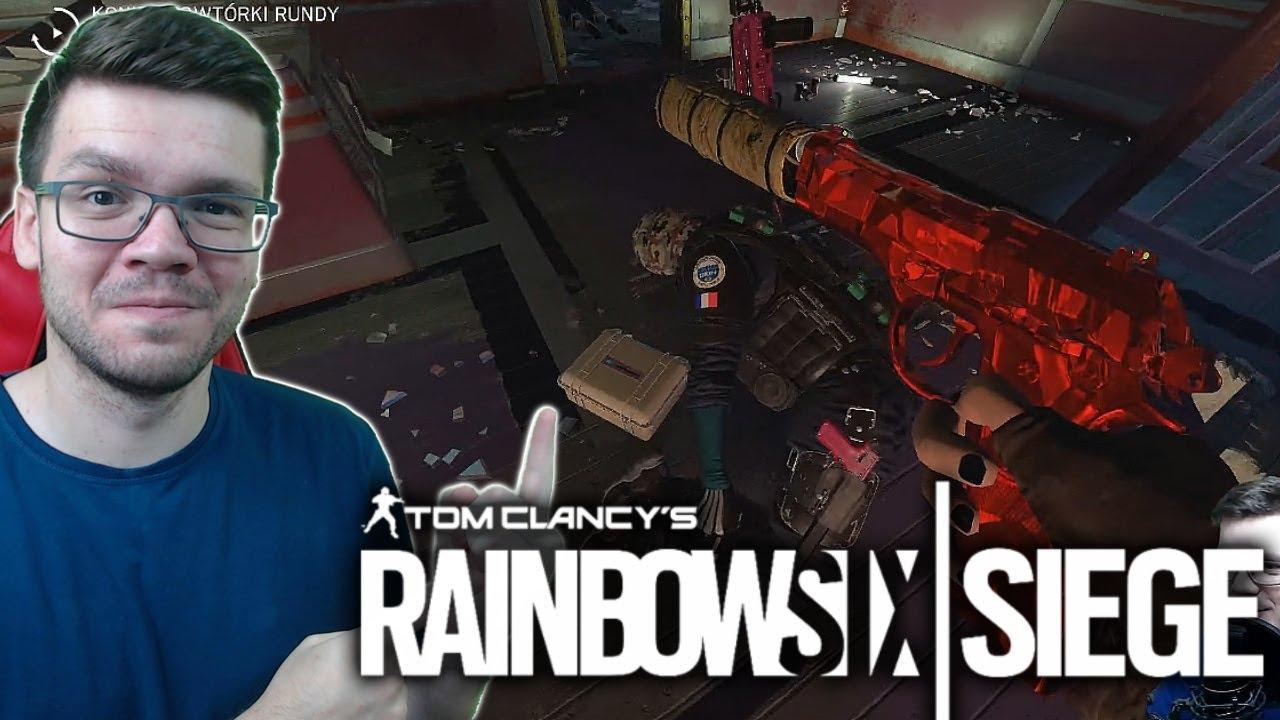 CAVEIRA UGRAŁA! – Rainbow Six Siege White Noise